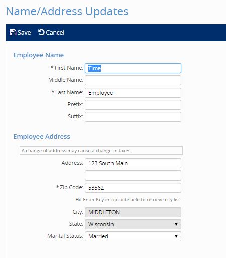 iSolved Employee Self-Service - Empower Your Employees